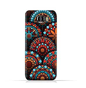 Infinix Note 4 Pro X571 TPU Silicone Protective Case with Geometrical Madalas Pattern