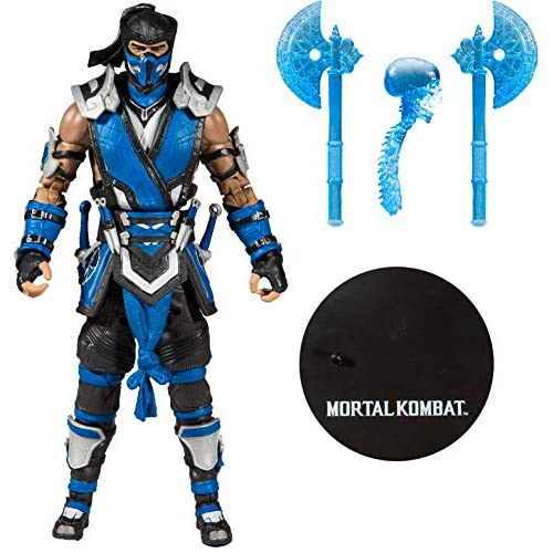 McFarlane Toys Mortal Kombat - Sub Zero Action Figure