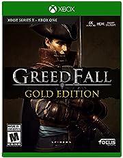 GreedFall: Gold Edition - Xbox