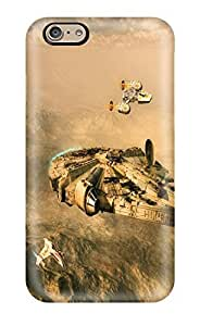 Diycase Cute Tpu DanRobertse Star Wars Artwork Vehicles case cover FBI78QHUvsO Cover For Iphone 4s