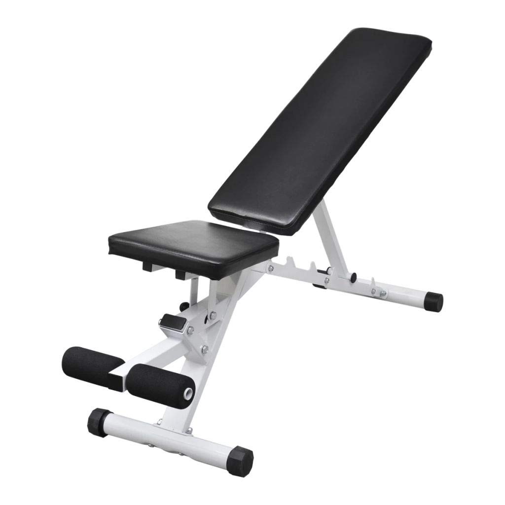 vidaXL Fitness Workout Utility Bench by vidaXL