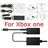Auntwhale Mini KINECT Adapter XBOX ONE S/XBOX ONE X,Mini Power Supply Kinect Adapter Windows 10 PC