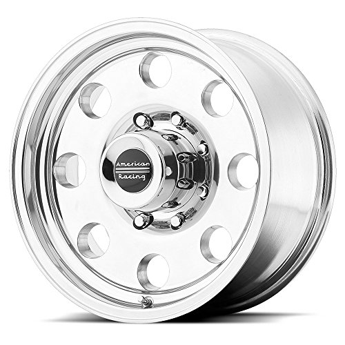 American Racing Custom Wheels AR172 Baja Polished Wheel (15x8