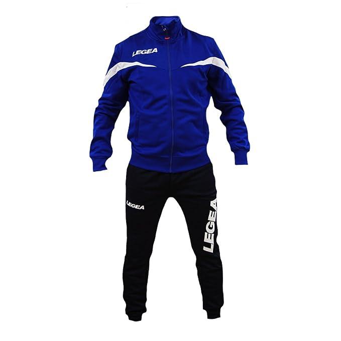Perseo Sport Tuta Legea Mosca T122 Uomo Allenamento Fitness Calcio Tempo  Libero Vari Colori e TG ...  Amazon.it  Abbigliamento ae01dda92ad