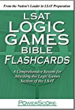 The PowerScore LSAT Logic Games Bible Flashcards by PowerScore (Aug 1 2007)
