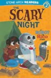 The Scary Night, Anastasia Suen, 1434217523