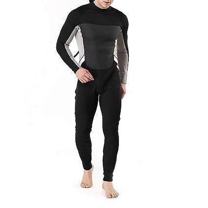 FELICIPP Traje de Neopreno para Hombres Traje de Surf para ...