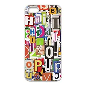 Letter ZLB562062 Customized Case for Iphone 5,5S, Iphone 5,5S Case
