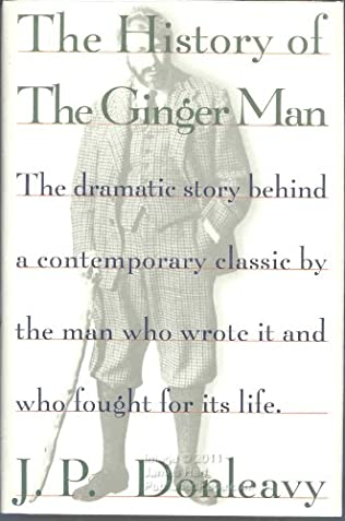 book cover of The History of the Ginger Man