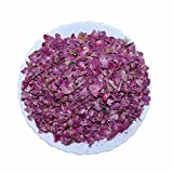 Natural Dried Pink Rose Damask Petals For Aromatherapy Bath, Decoration- 200 G