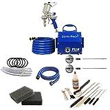 Fuji 2 Semi-PRO 2 Gravity HVLP Spray System + Pro Accessory Kit