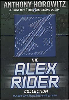 Book The Alex Rider Collection