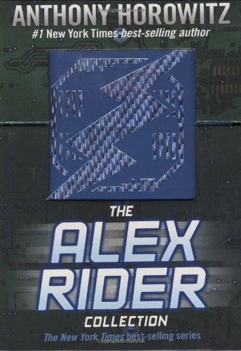 The Alex Rider Collection (Stormbreaker, Point Blank, Skeleton Key) - Book  of the Alex Rider