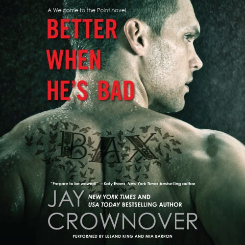 Better When He's Bad Audiobook [Free Download by Trial] thumbnail