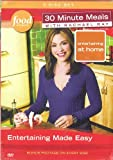 30 Minute Meals with Rachael Ray Volume 4: Entertaining Made Easy