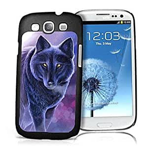 PEACH-Wolf Pattern 3D Effect Case for Samsung S3 I9300