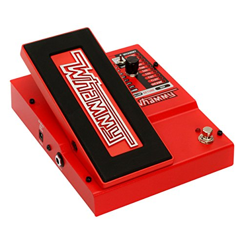 DigiTech  - Whammy Version 4 Pedal for Most Electronic Instruments  - Red ()