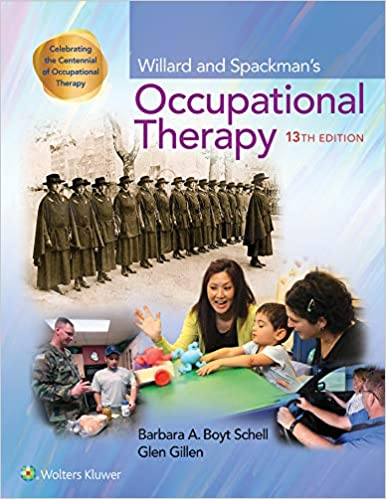 Willard and Spackman's Occupational Therapy - Popular Autism Related Book