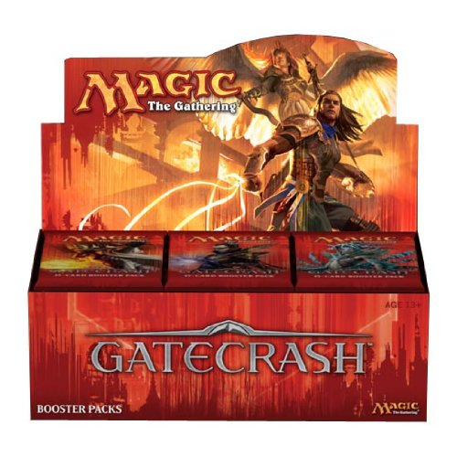 36ct Booster Box - Magic: The Gathering MTG Gatecrash Booster Box - Sealed Box (36 Packs)