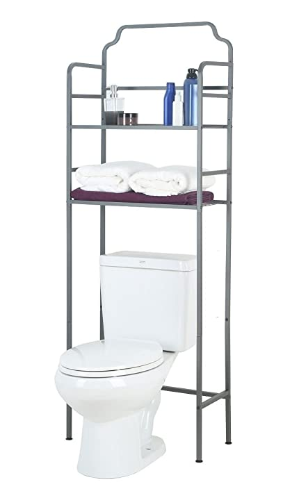 tidy living over the toilet space saver - Over The Toilet Space Saver
