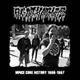 Mince Core History by Agathocles (2008-05-20)