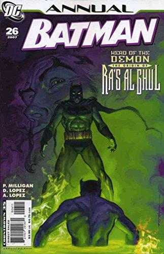 Batman #Annual 26 VF/NM ; DC comic book