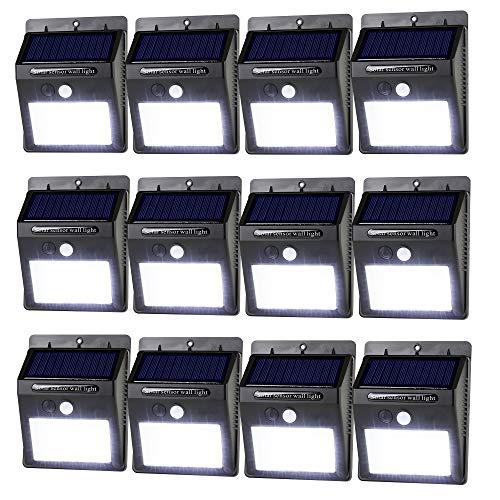 Weatherproof Solar Pir Light