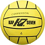 KAP7 Size 4 COMP Water Polo Ball (Yellow)