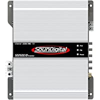 SD2500EVO1OHM SOUND DIGITAL 3000W,1CHANNEL,1OHM-Set of