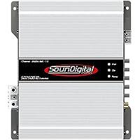 SD2500EVO2OHM SOUND DIGITAL 2500W, 2OHM, 1CHANNEL-Set of