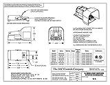 SSC Controls G500-MA Foot