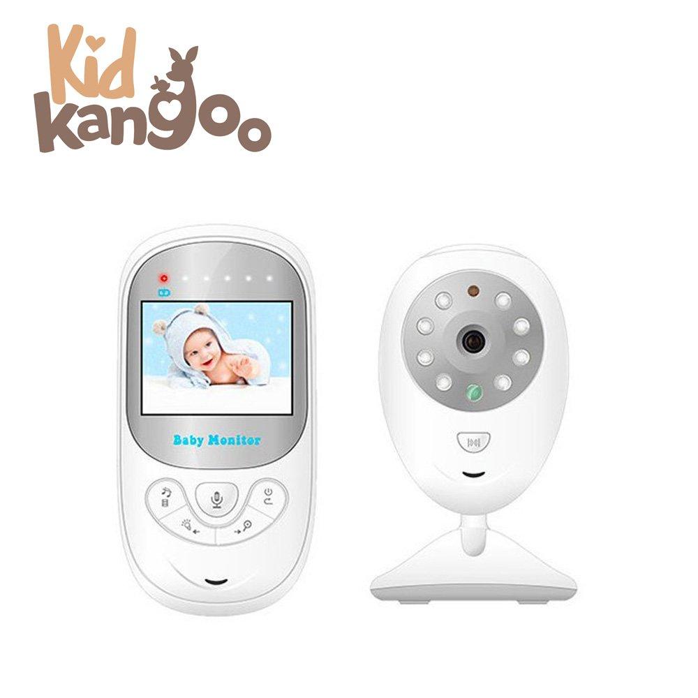 Babyphone mit Kamera für Babys, Sichere Babyüberwachung, 2,4 ...