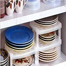 Function modular receive large bowl dish rack (single) The dishes to receive a frame