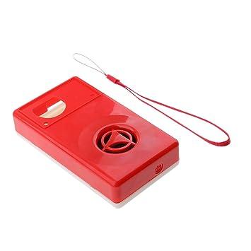 Sharplace 1 Pieza de Receptor de Radio DIY AM con Siete Tubos Bricolaje de color Rojo: Amazon.es: Electrónica