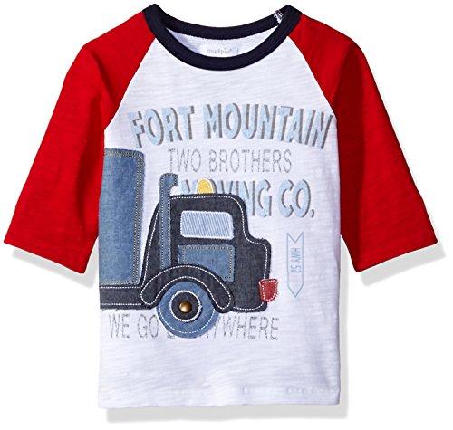 Mud Pie Boys Raglan T Shirt