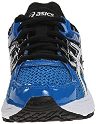 ASICS Gel Contend 3 GS Running Shoe (Little Kid/Big Kid), Electric Blue/White/Black, 3.5 M US Big Kid