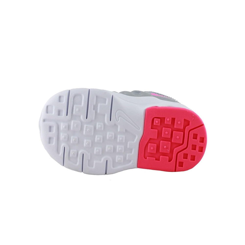 Nike Air Max Invigor (TD), Stivaletti Bambine Multicolore Rosa/Gris/Blanco (Wolf Grey/Hypr rosa-Cl Gry-Wht) 27