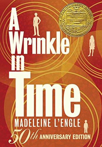 A Wrinkle in Time: 50th Anniversary Commemorative Edition (A Wrinkle in Time Quintet Book 1) cover
