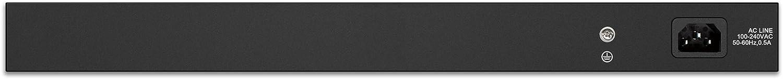 DES-1008PA Desktop Network Internet 10//100 Plug n Play 802.3AF D-Link Fast Ethernet Switch 8 Port Unmanaged w// 4 PoE Ports