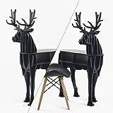 SUNDAY-QH Shelf Nordic Deer Shaped Sofa Corner Cabinet - Best Reviews Guide