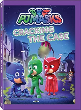Pj Masks: Cracking The Case [Edizione: Stati Uniti] [Italia] [