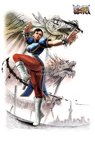 PremiumPrintsG - Ultra Street Fighter IV Chun Li PS3 Xbox 360 - XOTH273 Premium Decal 11