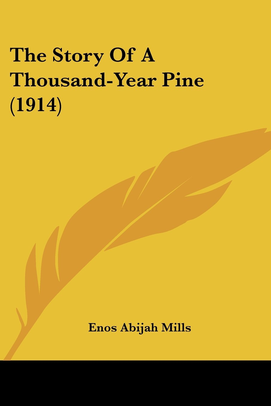 Read Online The Story Of A Thousand-Year Pine (1914) pdf