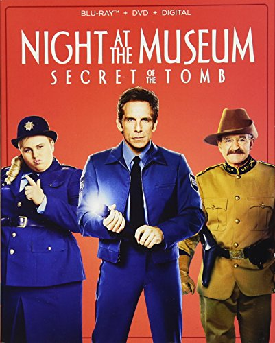 Blu-ray : Night At The Museum: Secret Of The Tomb (Blu-ray)