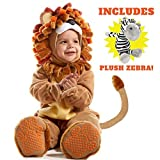 Spooktacular Creations Deluxe Baby Lion Costume Set (12-18 months)