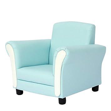 Sofá para niños, Lindo Asiento, sofá con Respaldo único ...