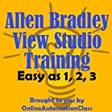 Allen Bradley Factorytalk View Studio Machine Edition 5/6/7/8 Video Training Course