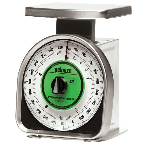 Pelouze Scale Portion Control - 5
