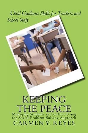 managing conflict using problem solving essay