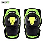 Knee Brace Outdoor Extreme Sports Kneecaps Skating Skiing Basketball Cycling Kneepad Unisex Knee Protector For Adults 2PCS